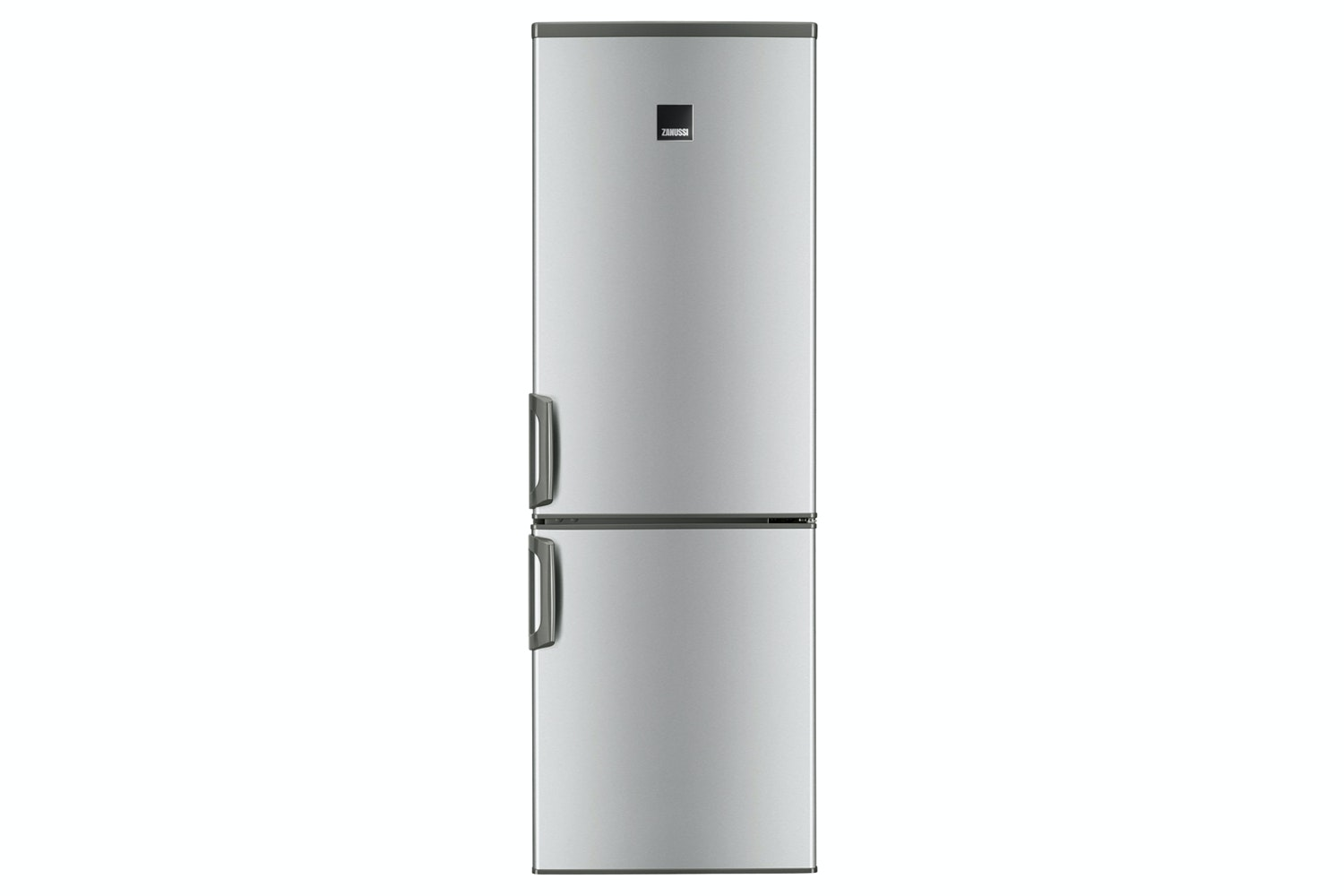 Zanussi Freestanding Stainless Fridge Freezer | ZRB23200XA