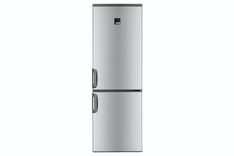 Zanussi Freestanding Stainless Fridge Freezer | ZRB23200XA
