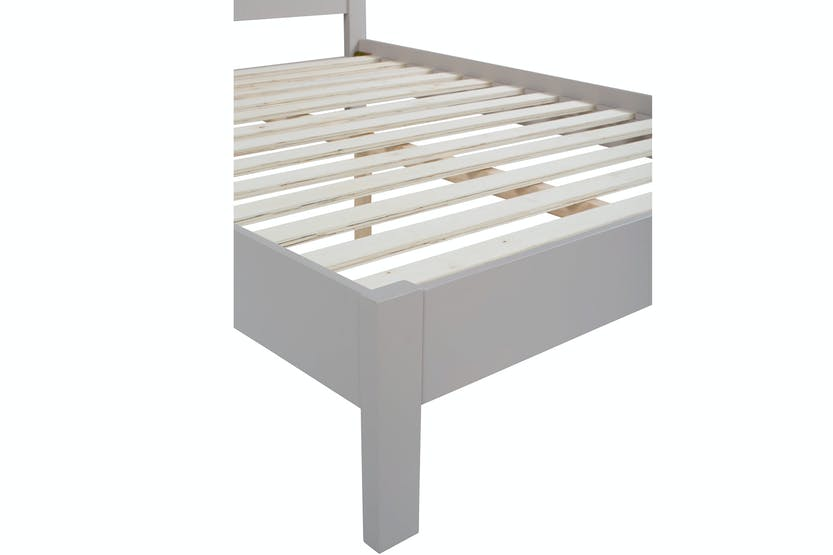 Ascott Frame | King Bed | Pebble Stone | 5ft