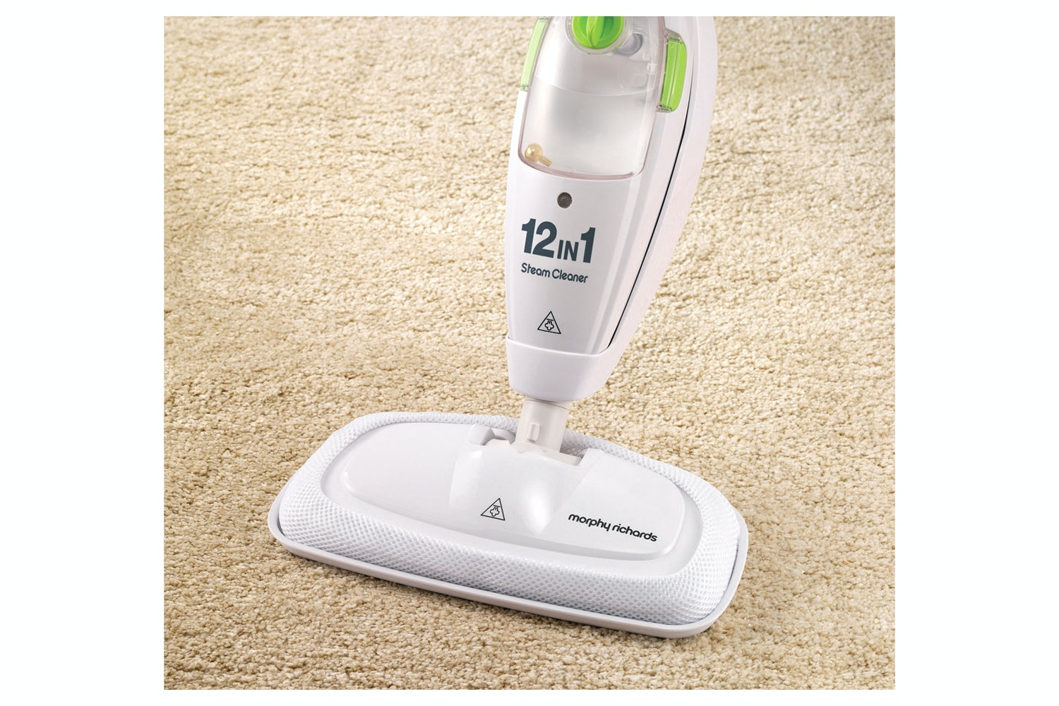 Morphy Richards 12 In 1 Steam Mop Steam Cleaner
