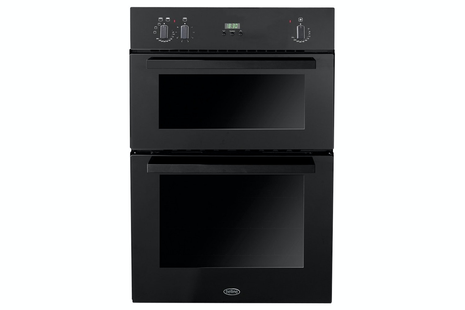 Belling Built In Electric Double Oven | BI900FPBLK