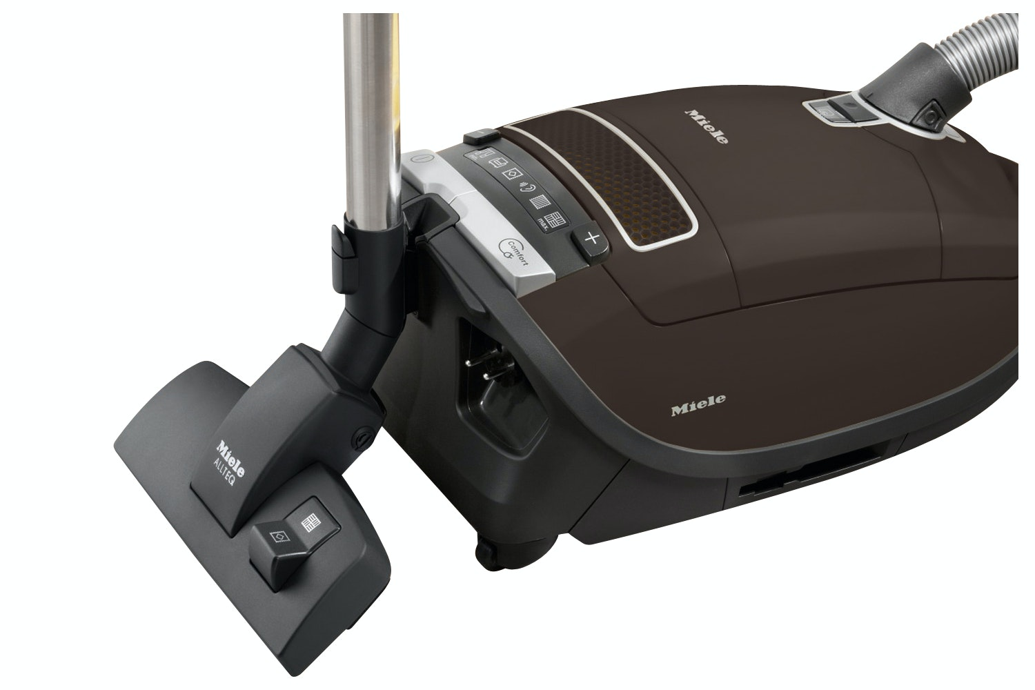 Miele C3 Total Solution Vacuum Cleaner Brown