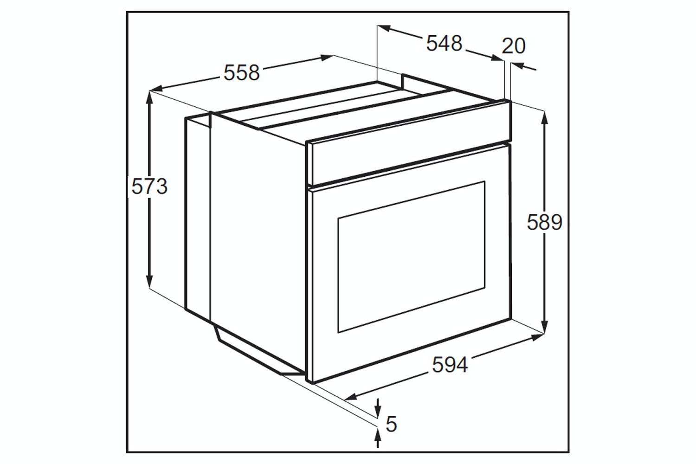 Electrolux Single Oven | EOB3400AOK