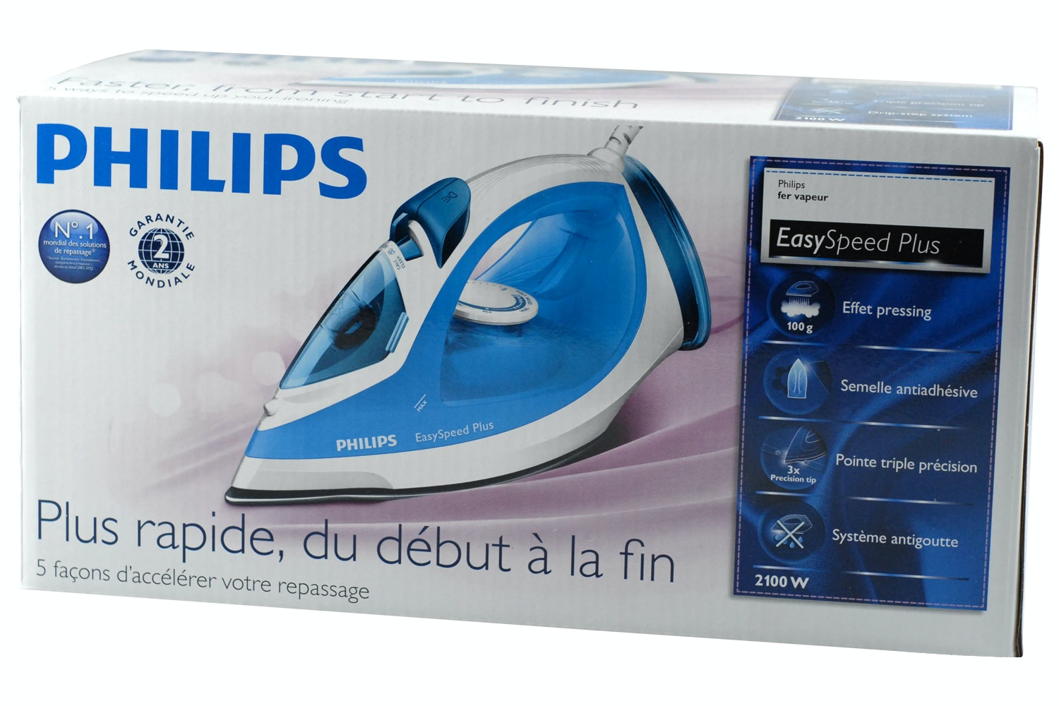Philips 2100W Steam Iron | GC2040/20