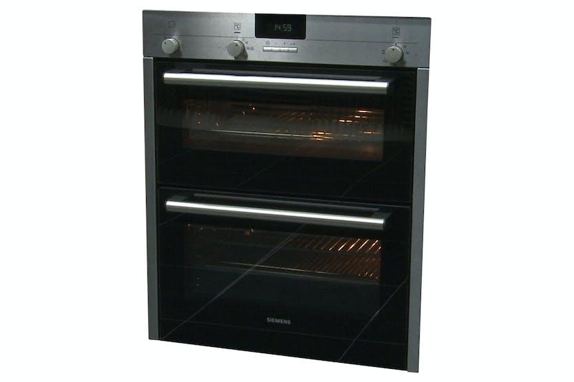 Siemens iq500 built in double oven hb13nb521b ireland for Siemens ofen