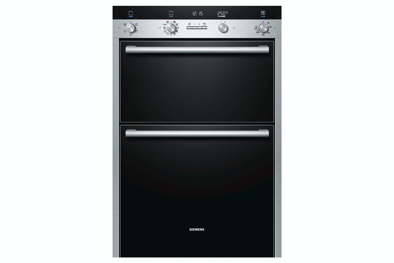 Siemens built in double oven hb55mb551b ireland for Siemens ofen