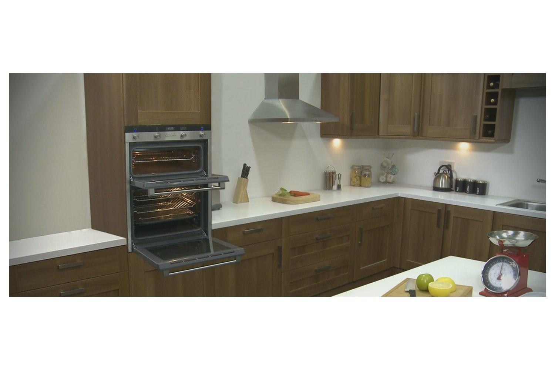 Siemens Built In Double Oven | HB55MB551B