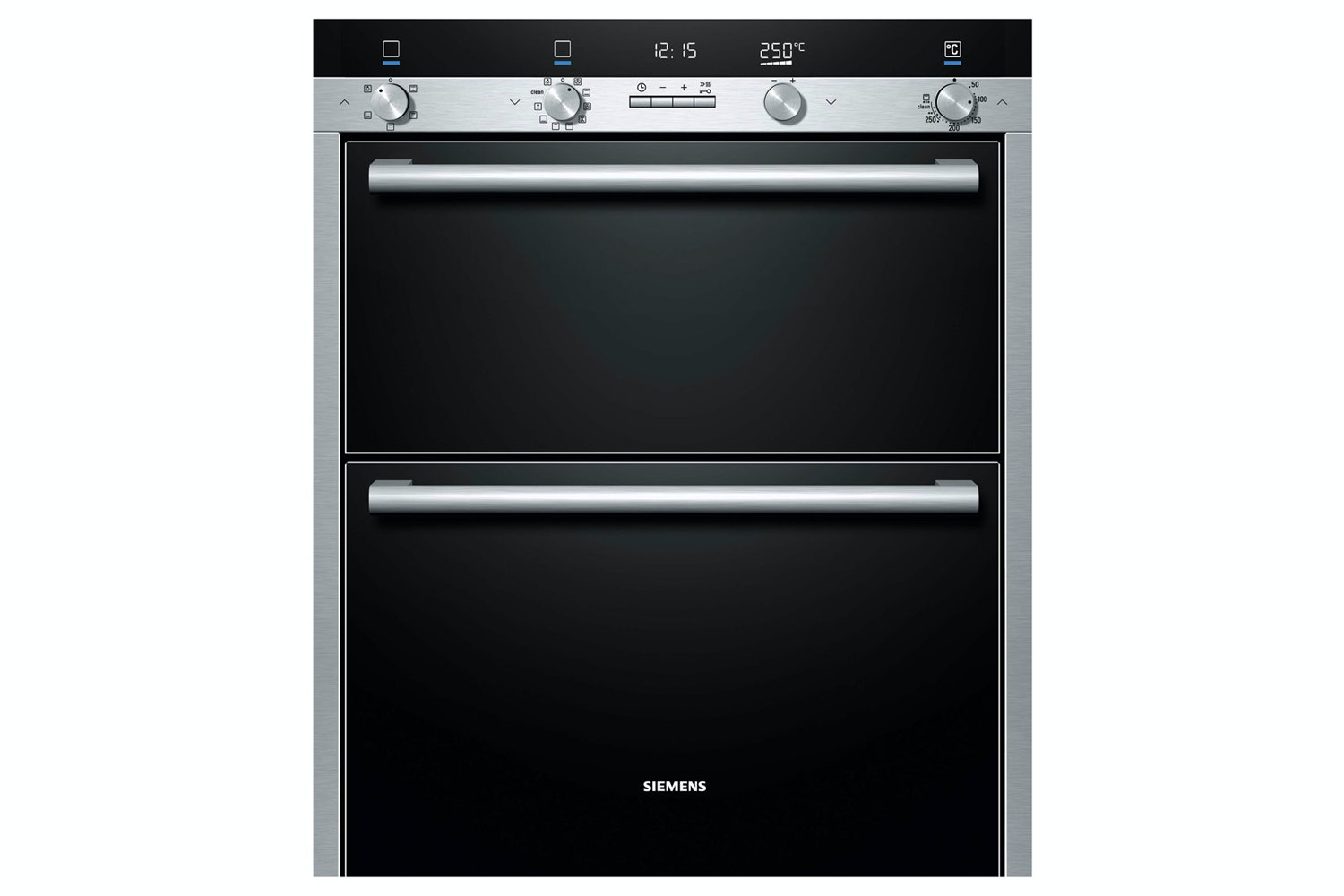 Siemens iQ500 Built-under Double Oven | HB55NB550B