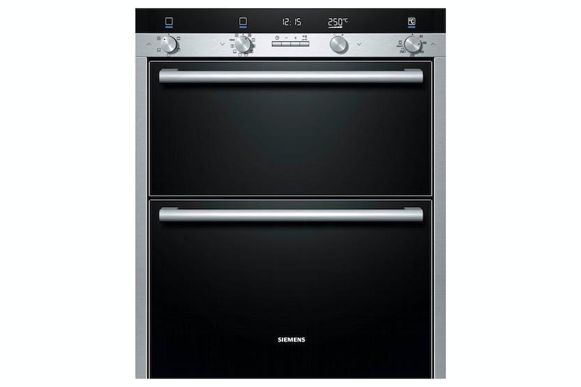 Siemens iq500 built under double oven hb55nb550b ireland for Siemens ofen
