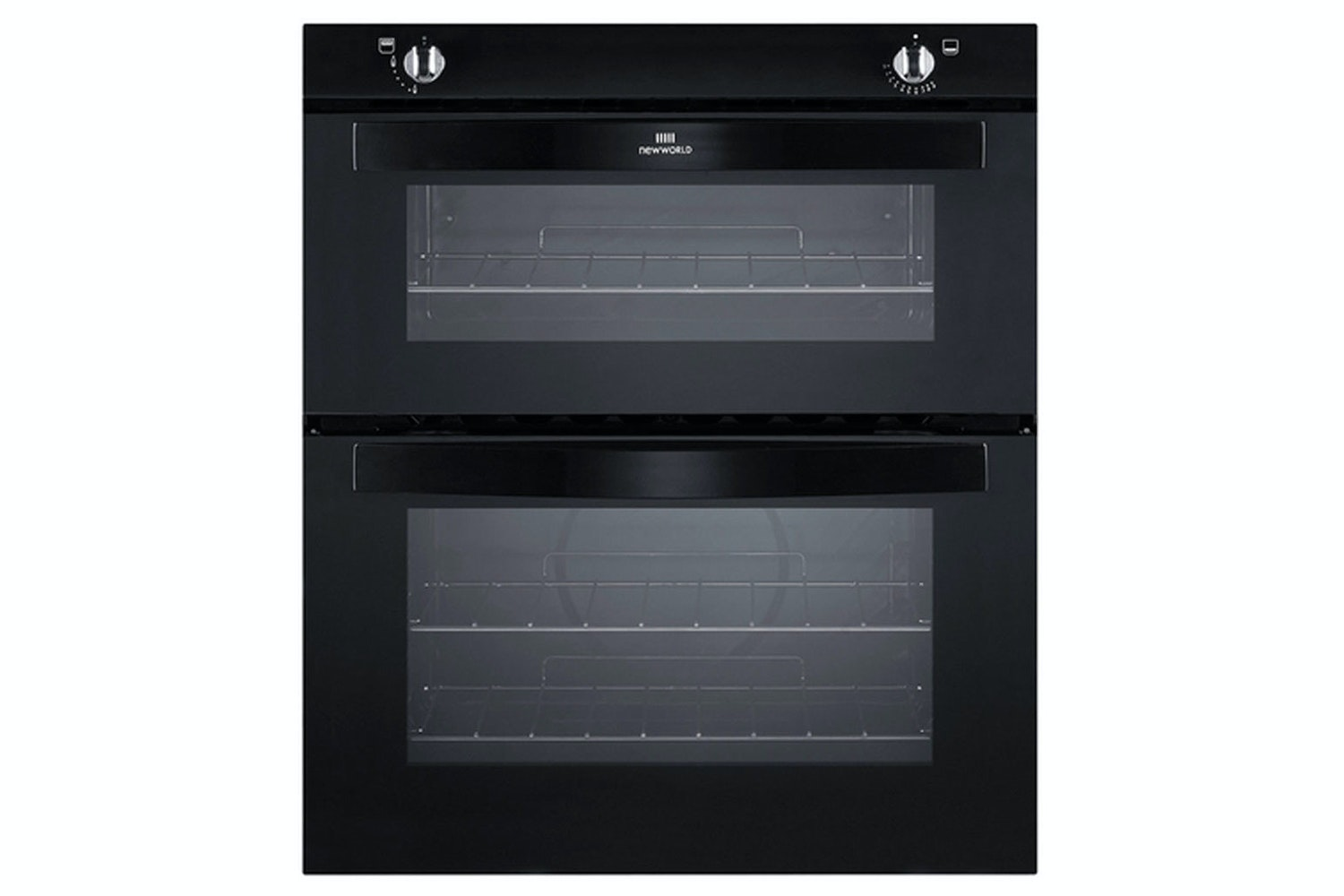 New World Built-in Double Oven | NW701GBKNG