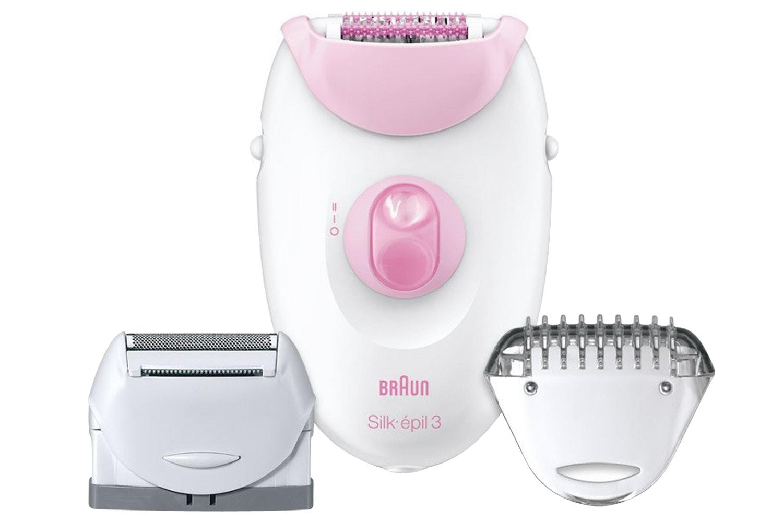 Braun Silk Body Epilator and Shaver
