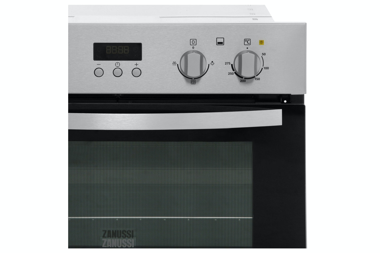 Zanussi Double Oven | ZOD35511XK