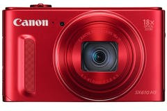 Canon Powershot SX610HS | Red
