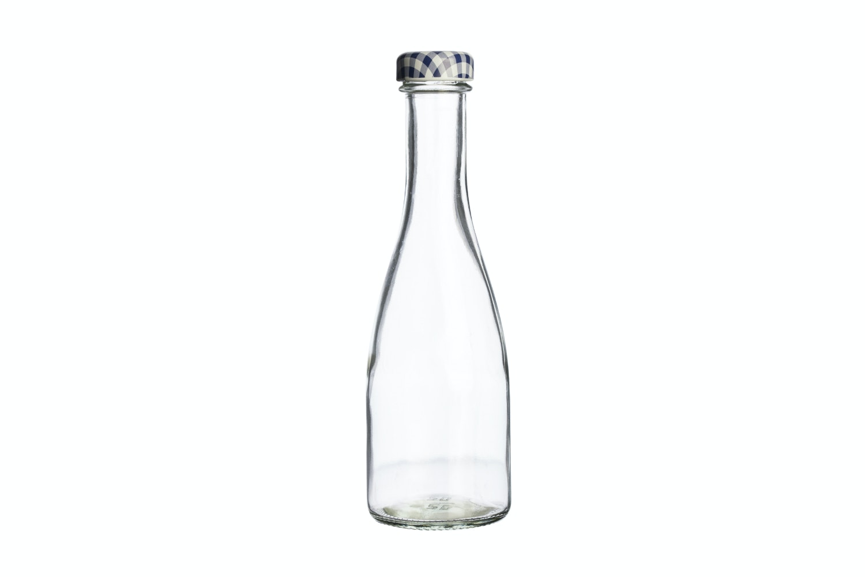 kilner round twist top bottle 250ml