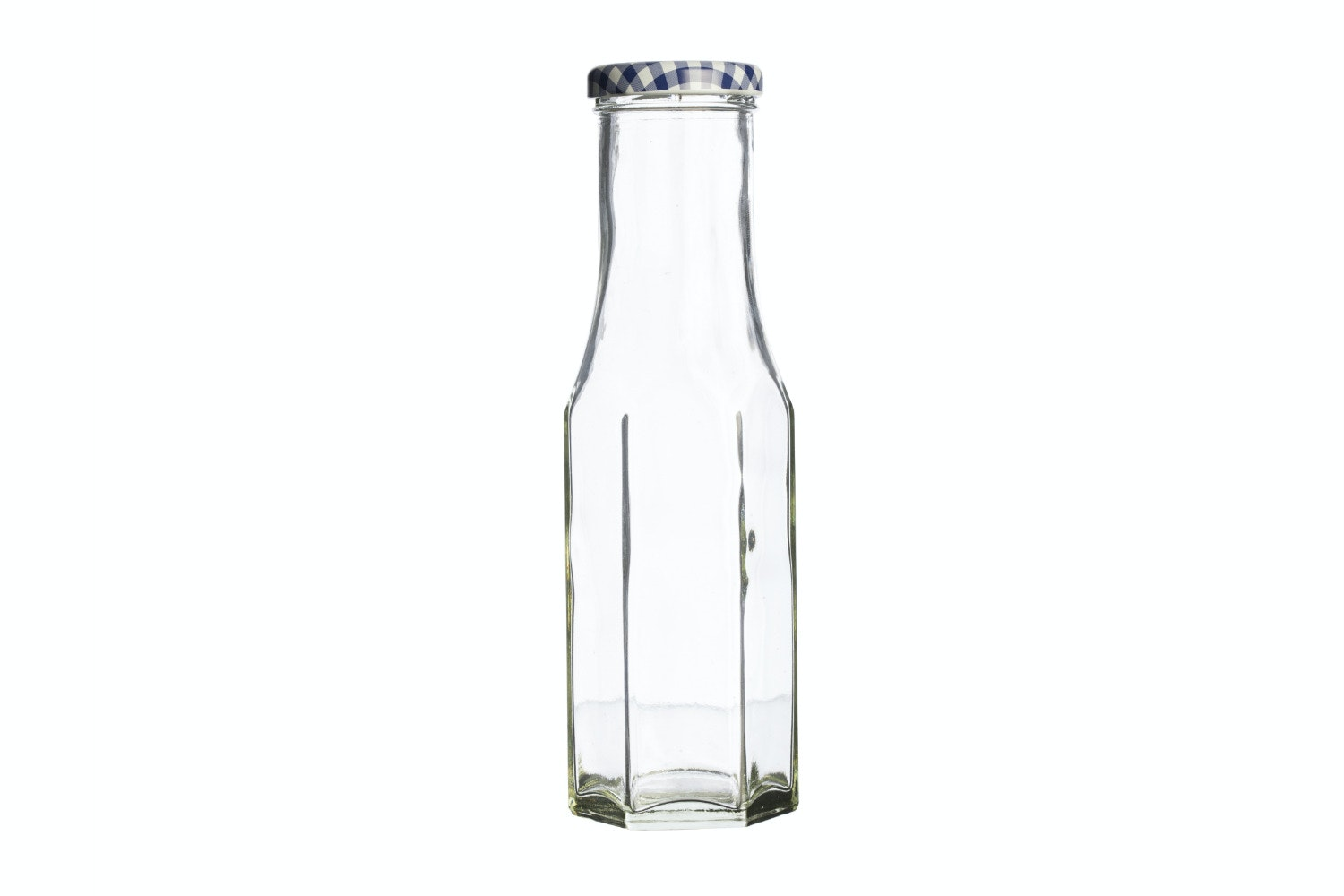 kilner hexagonal twist top bottle 250ml