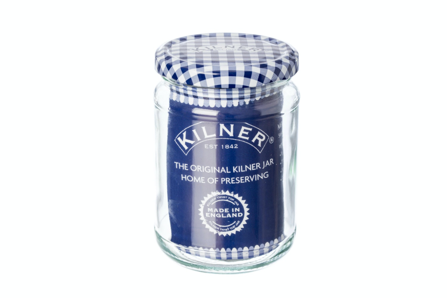 Kilner | Round Twist Top Jar 370ml