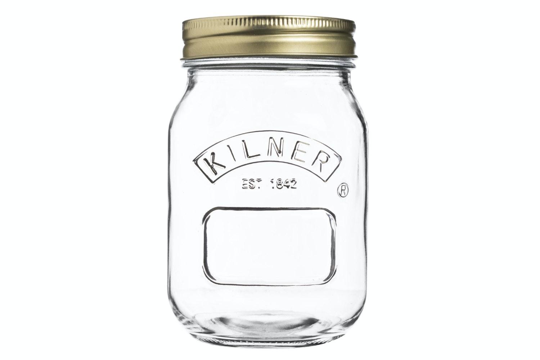 kilner preserve jar 0.5 litre