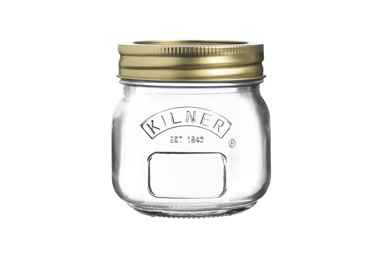 kilner preserve jar 0.25 litre
