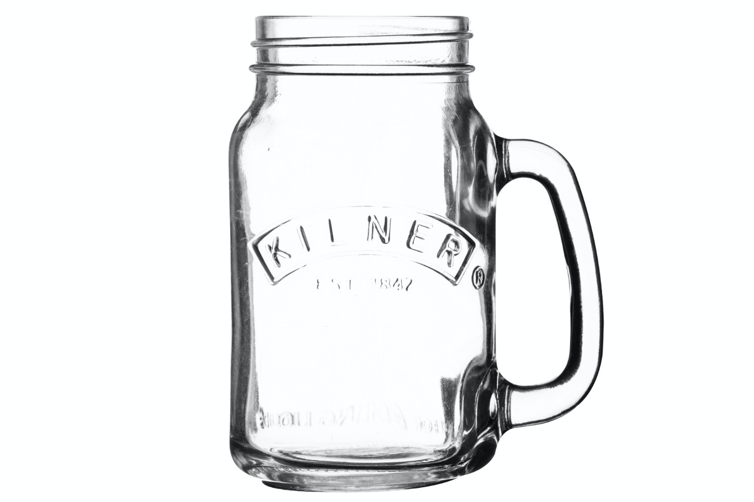 Kilner | Handled Jar Clear