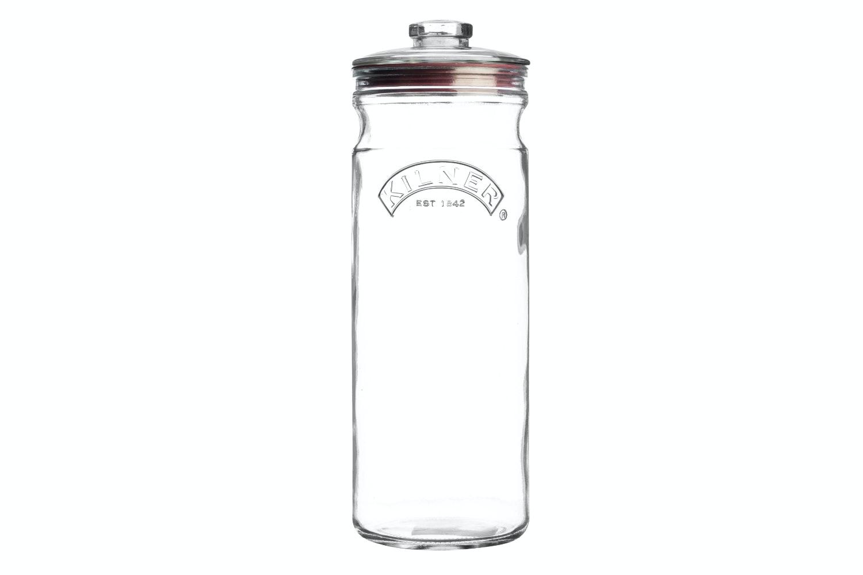 kilner push top storage jar 2.35 litre