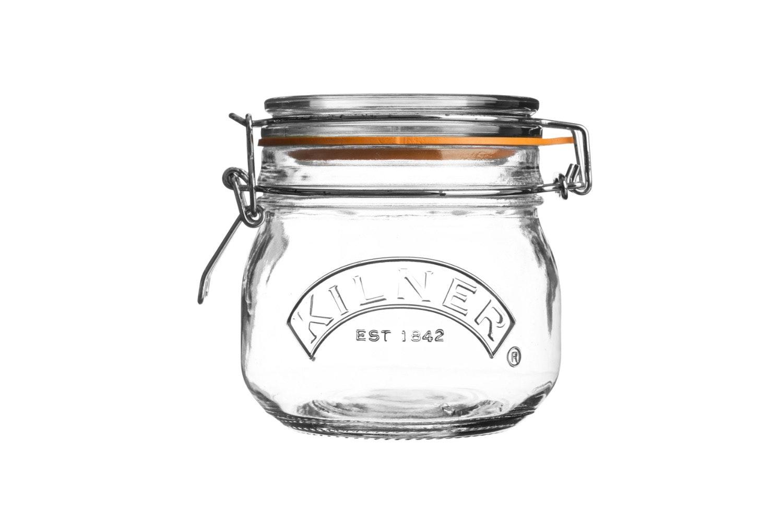 Kilner | Round Clip Top Jar 0.5 Litre