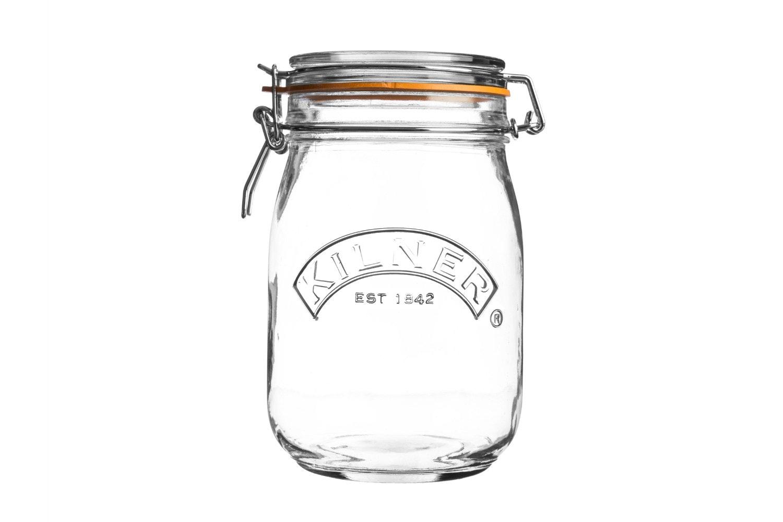 Kilner | Round Clip Top Jar 1.5 Litre