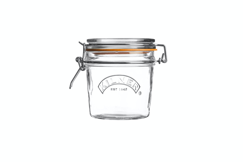 Kilner | Round Clip Top Jar 0.35 Litre