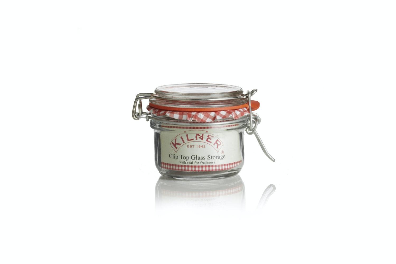 Kilner | Round Clip Top Jar 0.125 Litre