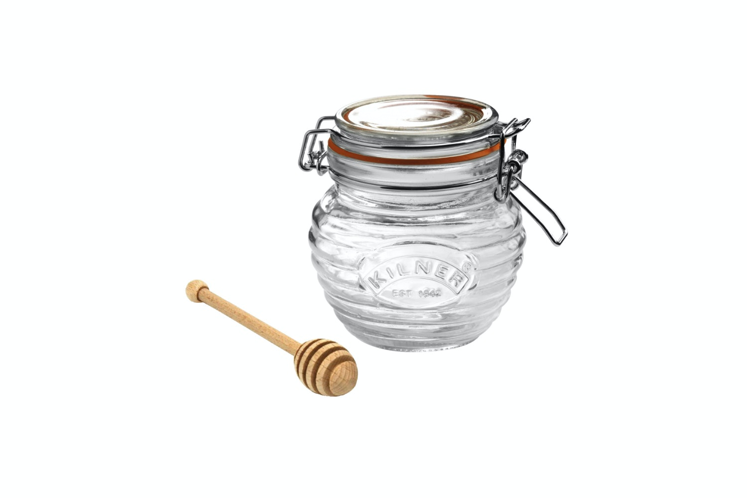 Kilner | Clip Top Honey Pot/Dipper