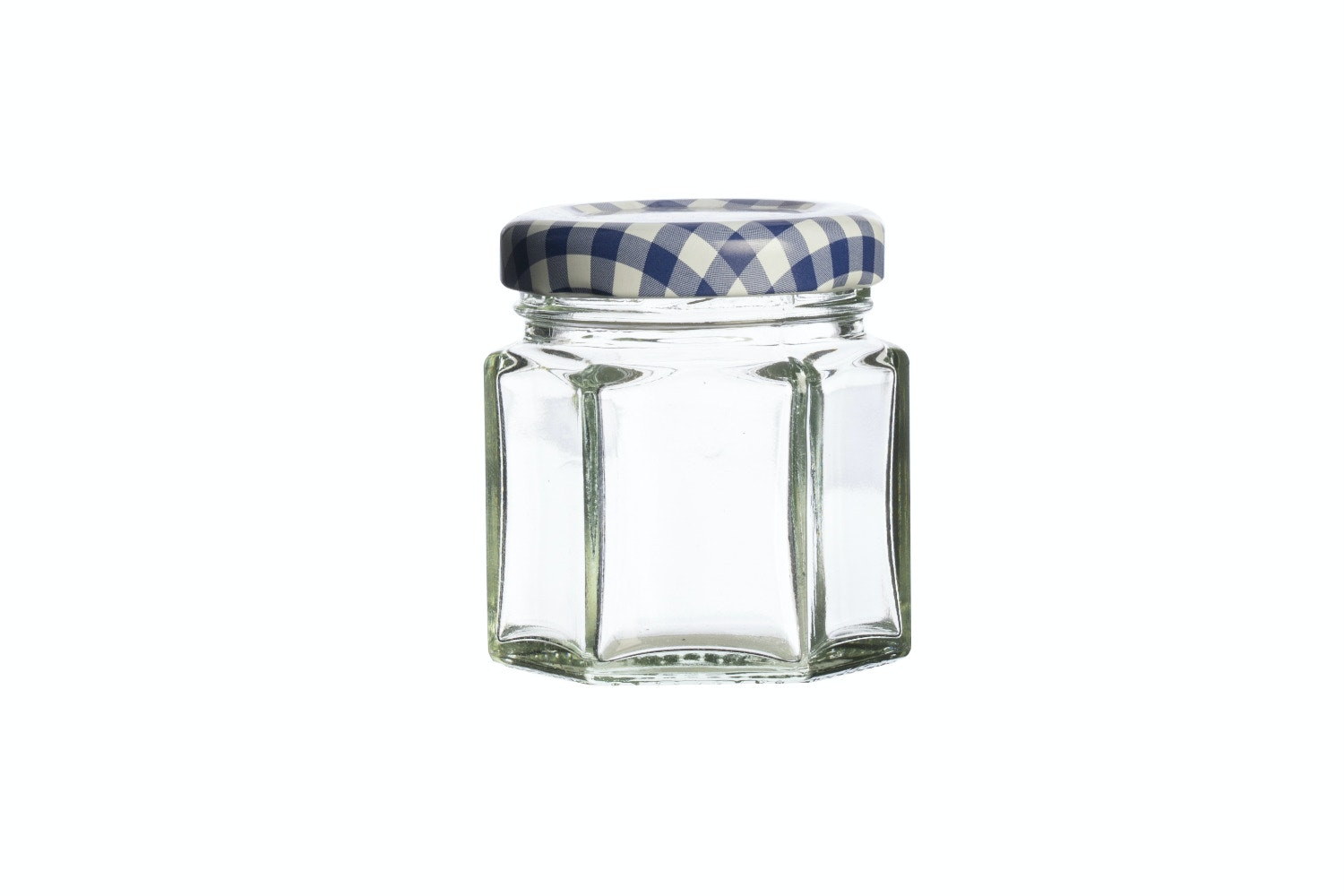 Kilner | Hexagonal Twist Top Jar 48ml