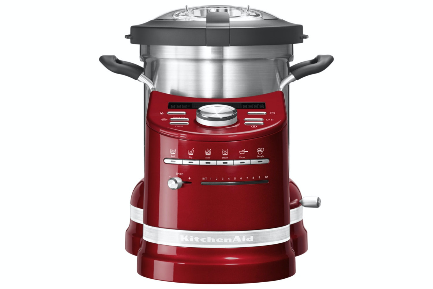KitchenAid Artisan Cook Processor | Candy Apple