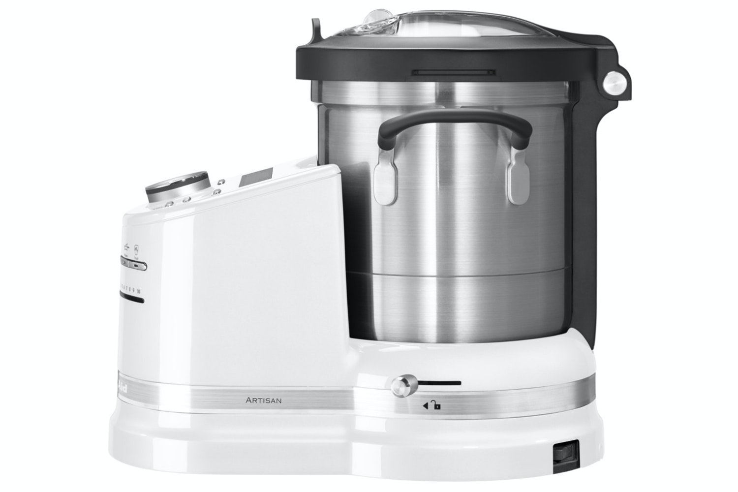 KitchenAid Artisan Cook Processor | Frosted Pearl
