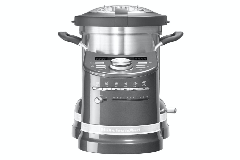 KitchenAid Artisan Cook Processor | Medallion Silver