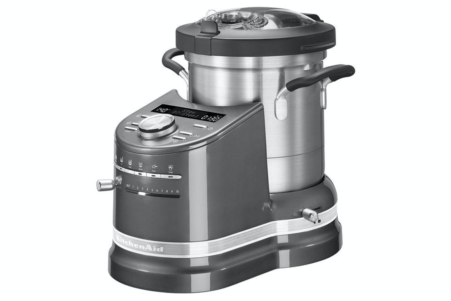 KitchenAid Artisan Cook Processor | Medallion Silver