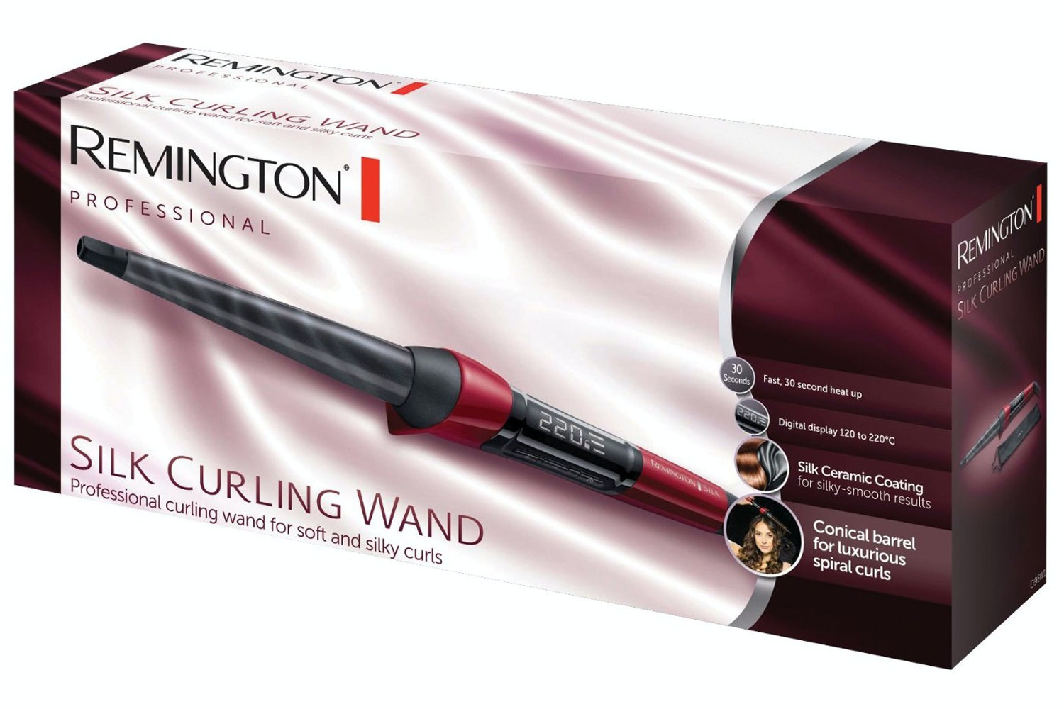 Remington Curl Wand | CI96W1