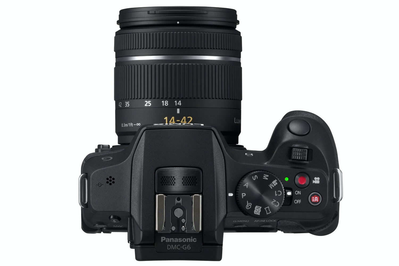 Panasonic Lumix G6 & 14-42mm