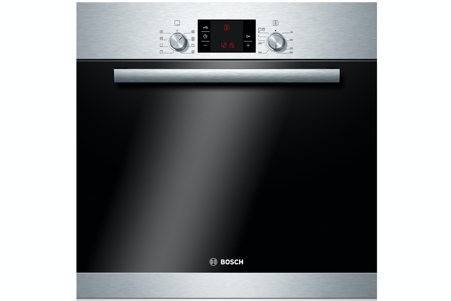 Bosch Built In Pyrolytic Single Oven | HBA63B150B