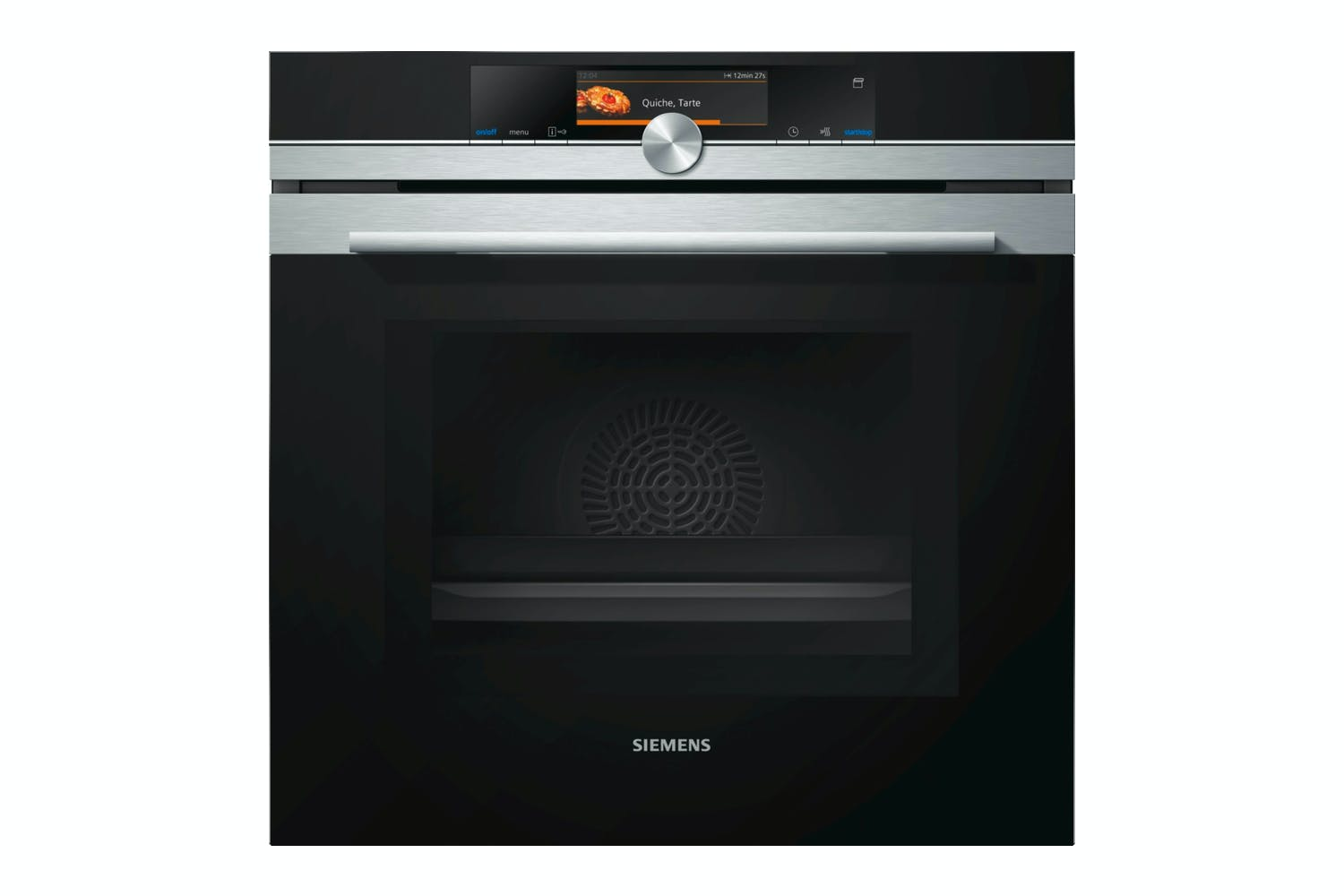 Siemens Iq700 Combi Microwave Oven With Steam Hn678g4s1b