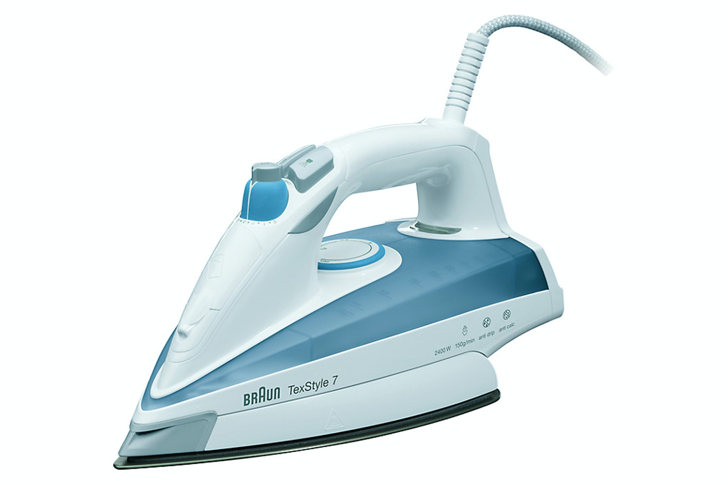 Braun 2400 Watt White Iron | TS725
