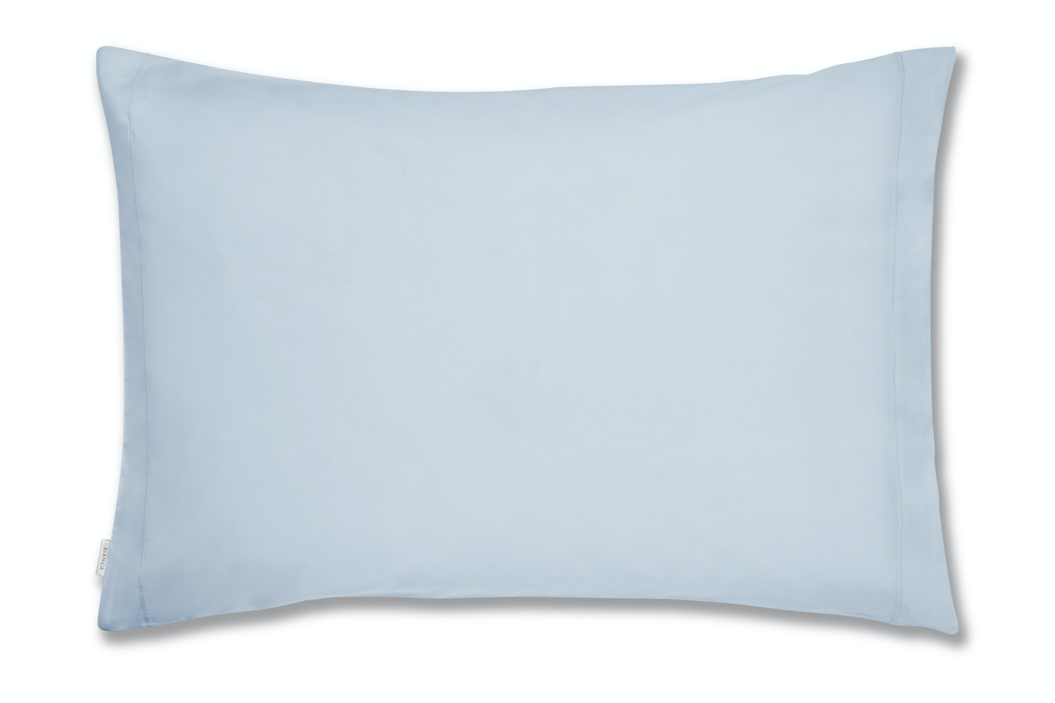 cotton soft housewife pillowcase blue