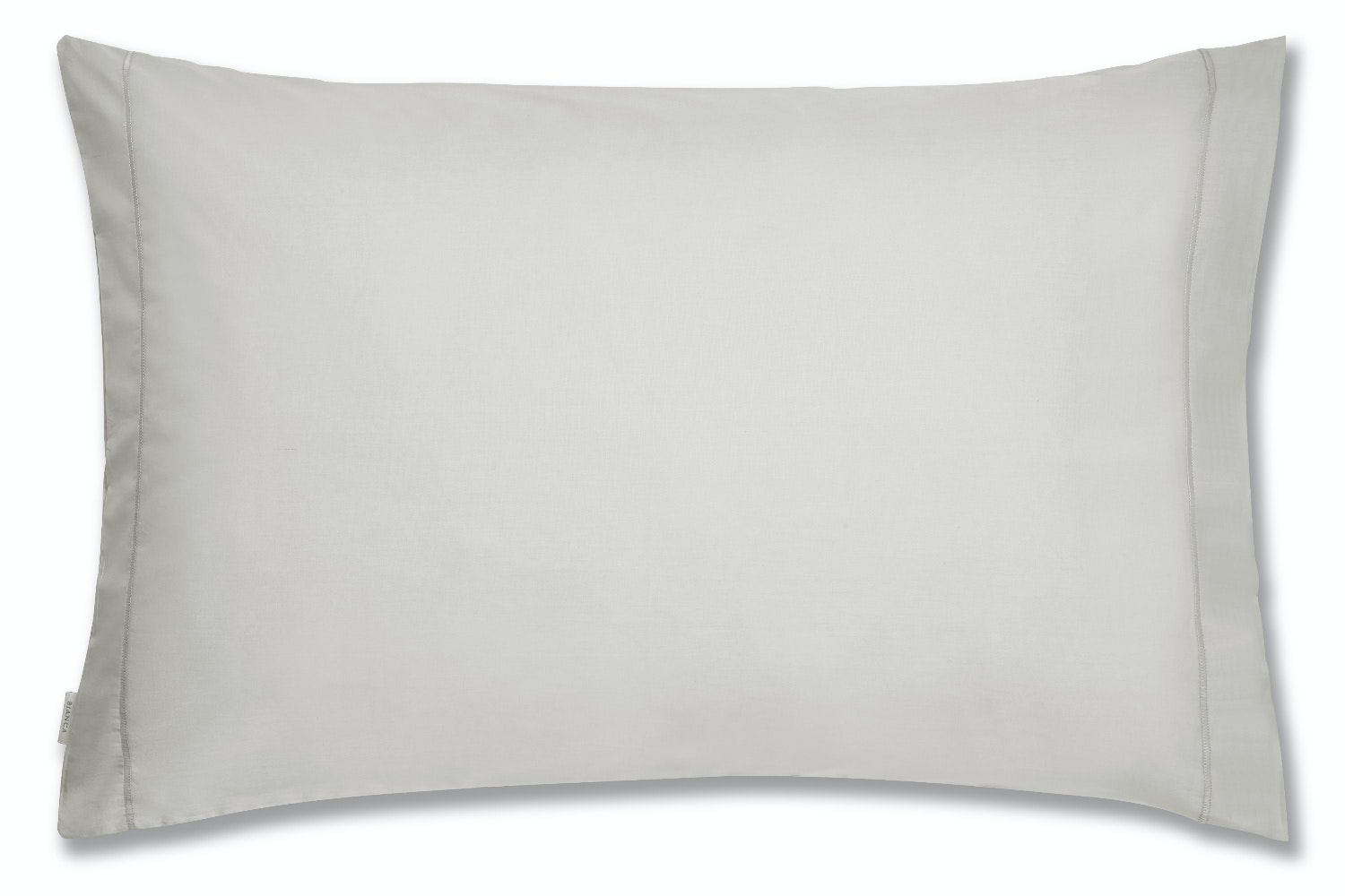 cotton soft housewife pillowcase grey