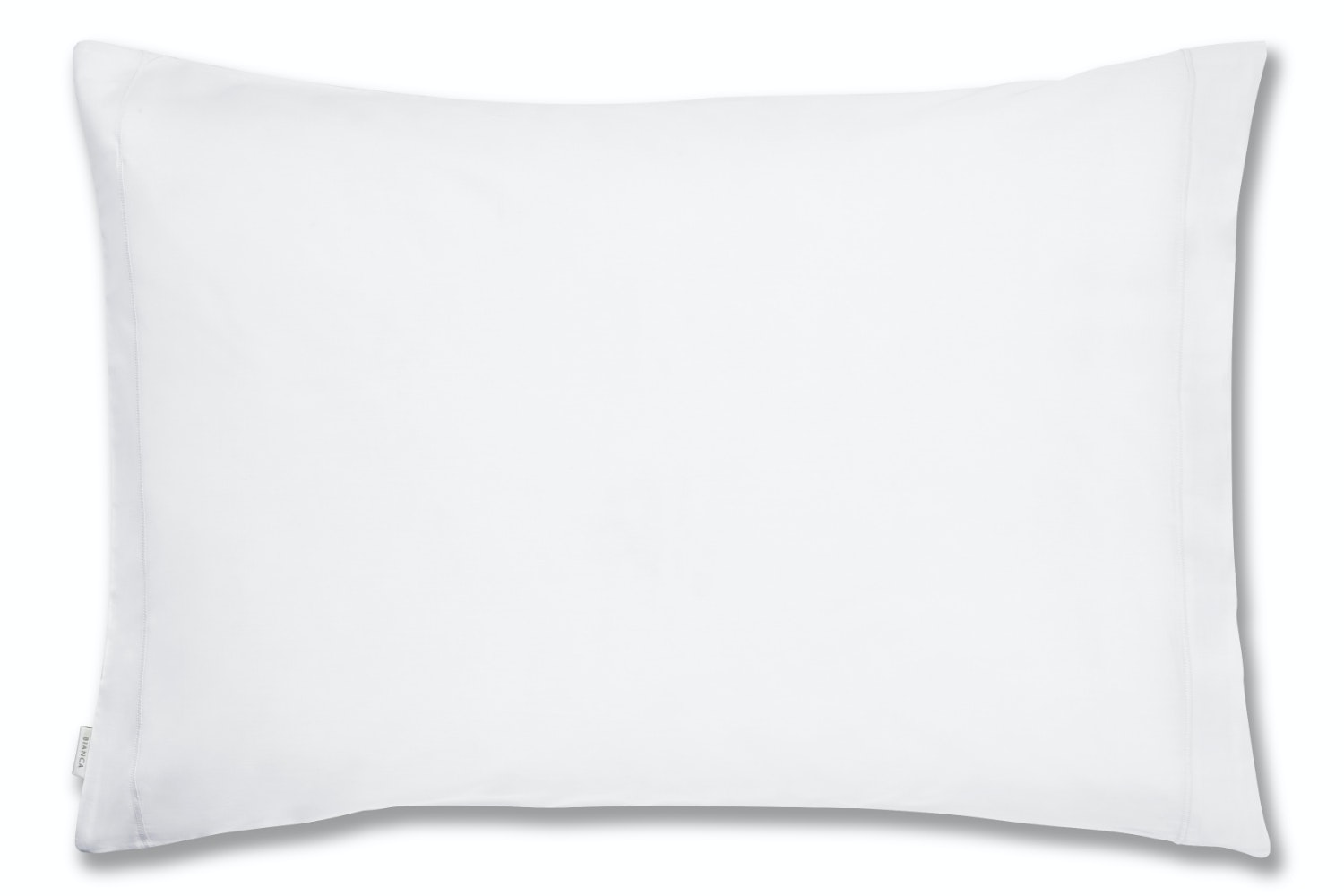 Cotton Soft Housewife Pillowcase | White