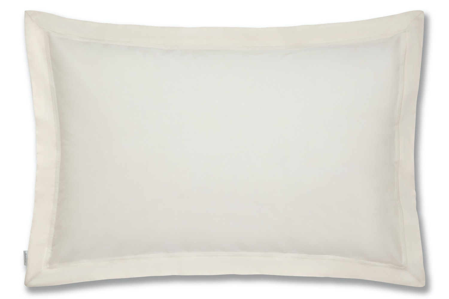 Cotton Soft Oxford Pillow | Cream