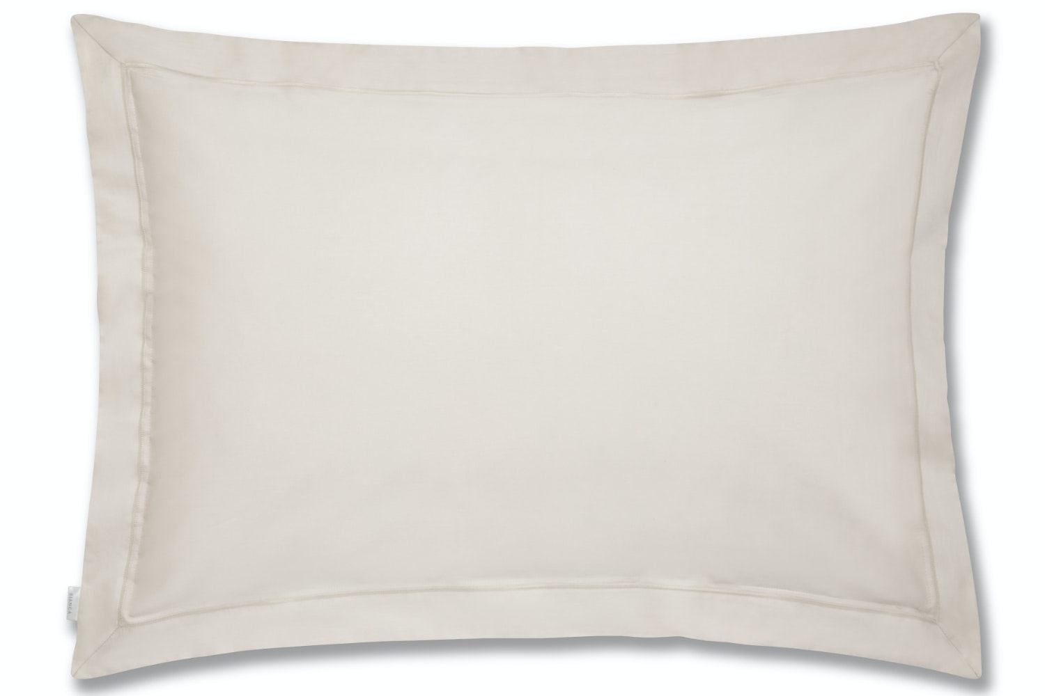 cotton soft oxford pillowcase neutral
