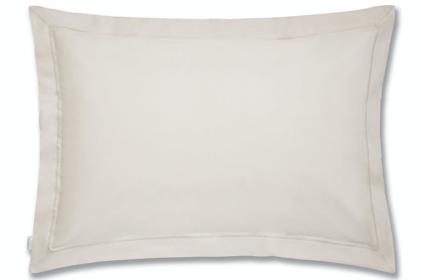 Cotton Soft Oxford Pillowcase | Neutral