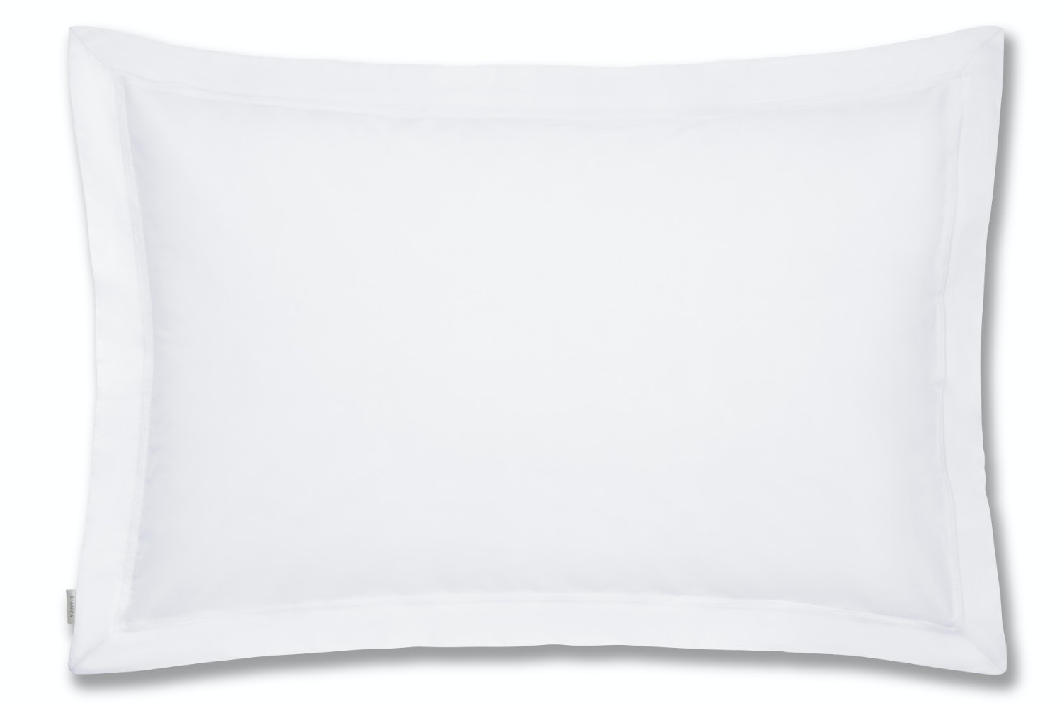 cotton soft oxford pillowcase white
