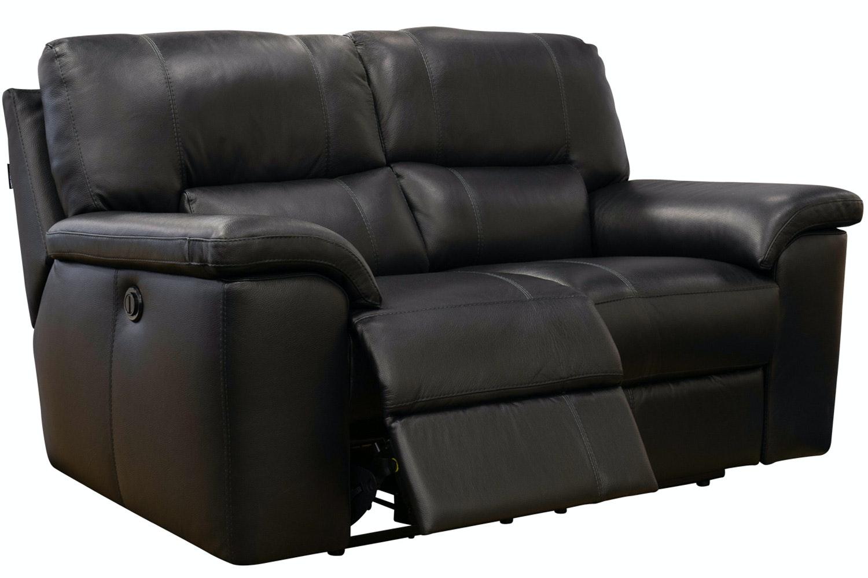 Iris 2 Seater Leather Sofa