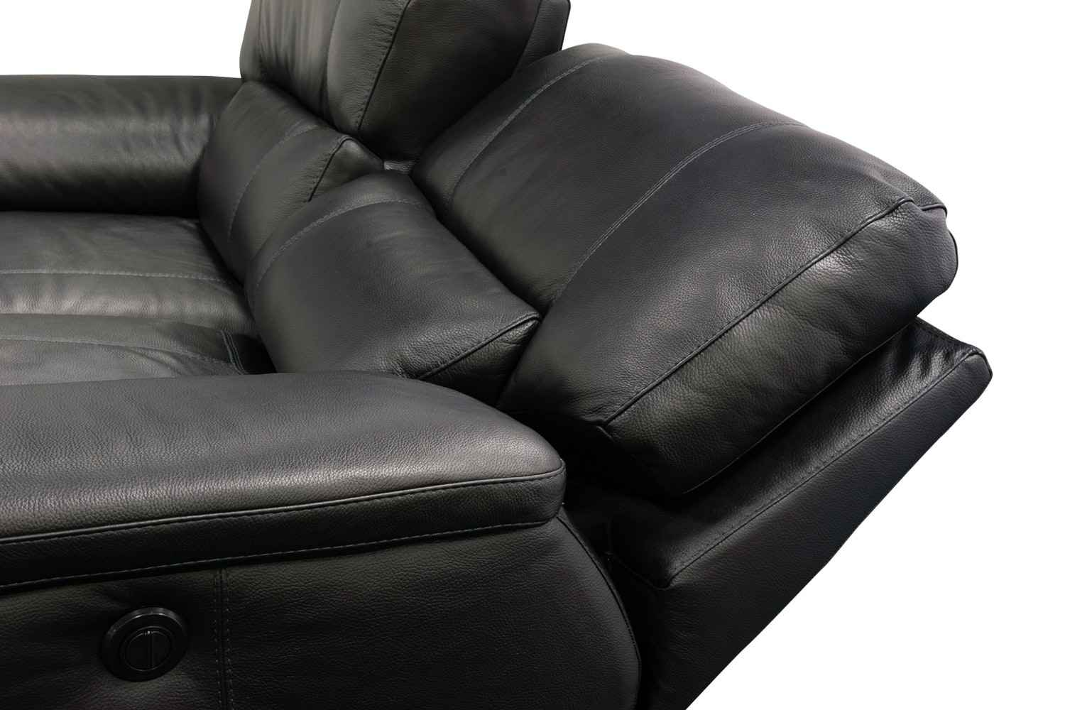 Iris Electric Leather Armchair