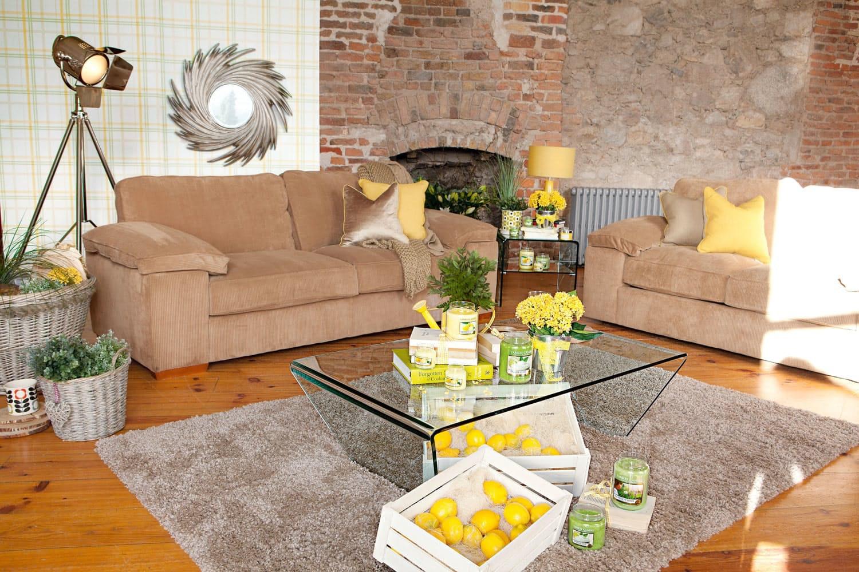 Utah 3 Seater Sofa