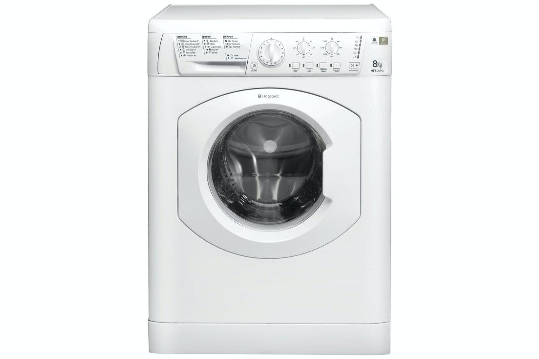 hotpoint freestanding washing machine HE8L493P